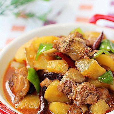 拉歌蒂尼菜谱:大盘鸡