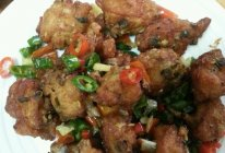 椒盐蒜香鸡翅的做法
