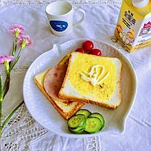 #蛋趣体验#蛋液面包