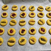 奶酥小饼(葡萄干、蔓越莓)的做法图解7
