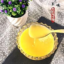 香浓玉米汁#我要上首页之夏日清爽家常菜#