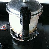 栗子炖鸡汤——月子汤品的做法图解6