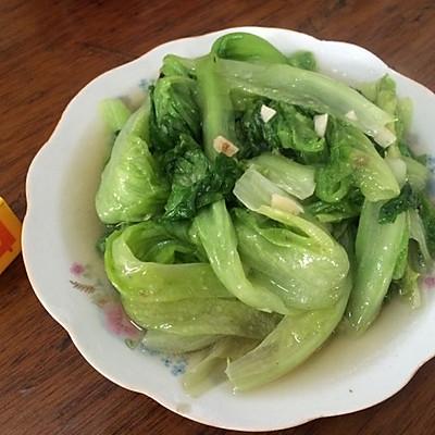护肝良菜之生菜
