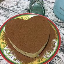 简单免烤箱版冻芝士蛋糕