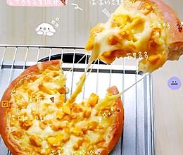 芝士多多の芒果披萨超好吃的做法