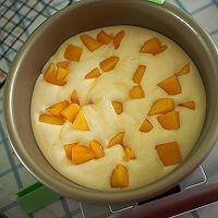 6寸芒果慕斯蛋糕的做法图解10