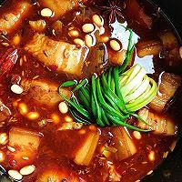 川味红烧肉(餐桌上的一道硬菜)的做法图解13