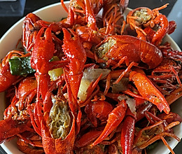 十三香小龙虾简单做法也美味的做法