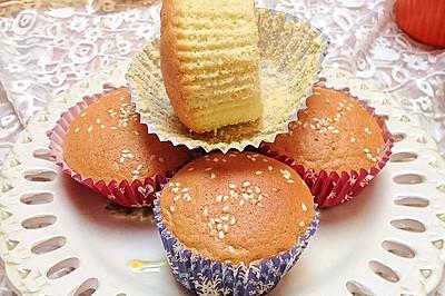 无水无油老式脆皮蛋糕#九阳烘焙剧场#
