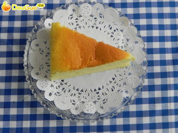 无油特浓轻芝士蛋糕的做法