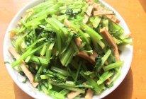 #金龙鱼外婆乡小榨菜籽油#芹菜炒香干的做法