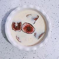 【軟嫩酸甜】無花果克拉芙提~簡單攪拌烘烤的做法圖解7