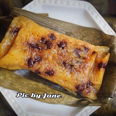 紅豆紅棗堿水粽