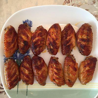 新奥尔良秘制烤翅的做法 步骤8