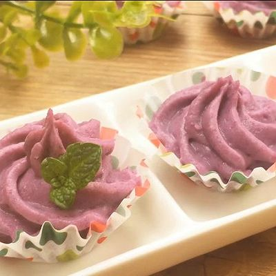 「膳小姐 |奶酪紫薯泥」