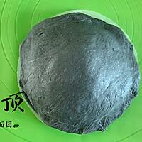 超豪华芝士坚果黑面包的做法图解8