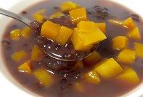 夏日甜品红豆椰汁西米露(南瓜)的做法