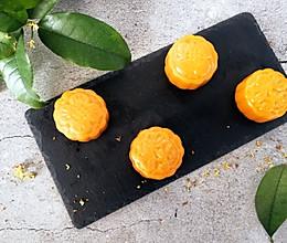 #快手又营养,我家的冬日必备菜品#软糯香甜的南瓜饼的做法