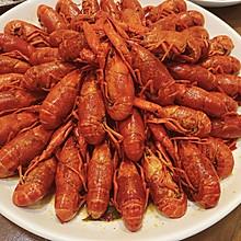 超简单的卤小龙虾