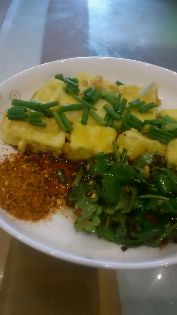 香脆豆腐的做法