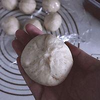 全麦紫米餐包的做法图解10