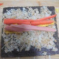 紫菜包饭的做法图解5