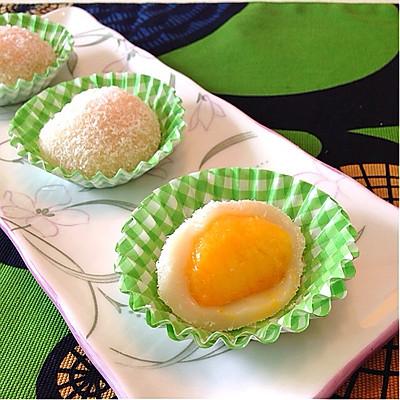 芒果椰香糯米糍