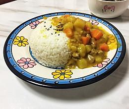 #百梦多圆梦季#咖喱饭的做法