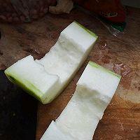 减肥利器—素烧冬瓜的做法图解1