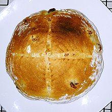 红酒葡萄干乡村面包