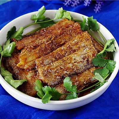 【鲜美带鱼的简单做法】萝卜焖带鱼