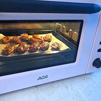 夏日方便的烤箱菜:家常秘制鸡翅的做法图解6