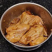 #全电厨王料理挑战赛热力开战!#快手菜,味道浓郁又下饭的沙姜焖鸡翅的做法图解4