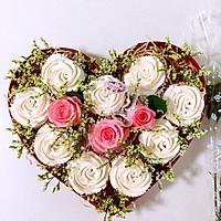 玫瑰花蛋糕礼盒的做法图解13