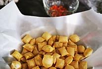 嘎嘣脆网红烤豆皮的做法