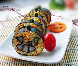 搞怪万圣节之--万圣节寿司的做法