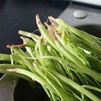 #秋天怎么吃# 菠菜木耳炒鸡蛋的做法图解4