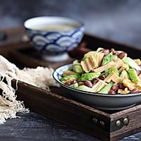 腐竹花生米拌黄瓜的做法图解12