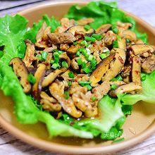#花10分钟,做一道菜!#烤箱版香菇烤肉
