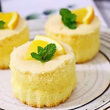香橙海绵蛋糕:橙意十足~