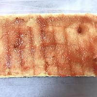 山楂蛋糕卷&肉松蛋糕卷的做法图解16