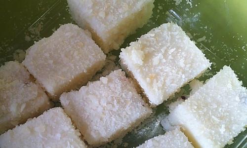 椰香牛奶冻的做法