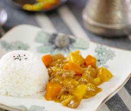 小羽私厨之咖喱苹果牛肉的做法