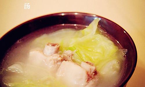 排骨蔬菜汤的做法