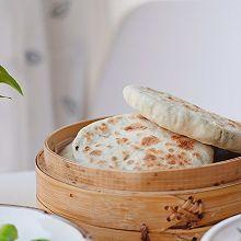 #憋在家里吃什么#快手烫面版韭菜盒子