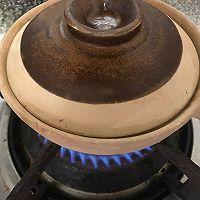 广式腊肠煲仔饭的做法图解9