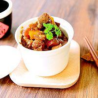 家常菜-红焖羊肉萝卜煲-海鲜酱版的做法图解8