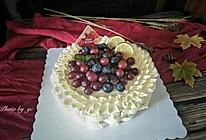 奶油蛋糕#马卡龙·奶油蛋糕看过来#的做法