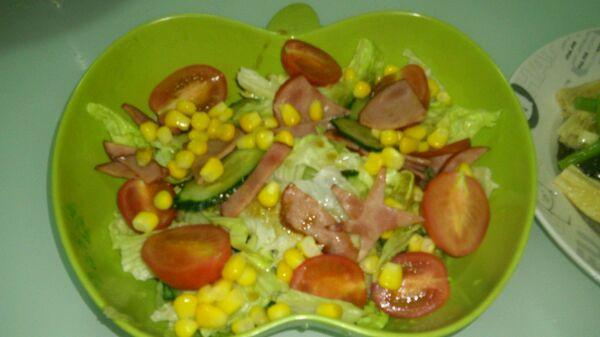 蔬菜沙拉的做法步骤