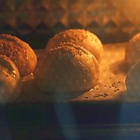 面包的做法大全:全麦芝麻包的做法图解7